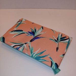 Rachel Pally Birds of Paradise fold over clutch